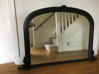 Mirror for over fireplace