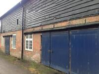 Storage space/units/lock-up/great SECURE space/no long contracts!