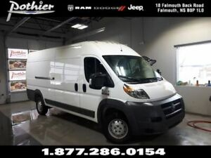 2018 Ram ProMaster 2500 LWB EXT 159'| 3 PASSENGER | REAR CAMERA