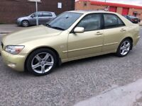 Lexus IS 200 automatic 5door