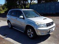 Toyota Rav4 XT4 D-4D 12 Months Mot