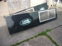 Land Rover Series 3 109 side panels