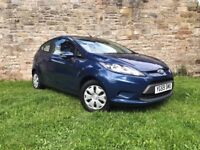 FORD FIESTA ECONETIC 1.6 TDCI DIESEL, ZERO TOAD TAX, ONLY 48K