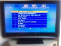 42 Inch Panasonic 1080P Full HD Plasma TV