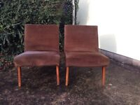 Vintage/Retro side chairs