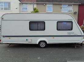 Popular   2011 Used  Good Condition Touring Caravans For Sale In Preston