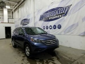 2014 Honda CR-V W/ Cloth Heated Front Seats, AWD, Keyless Entry