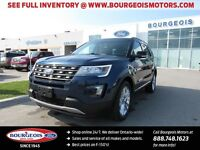 2016 Ford Explorer Limited DEMO 300A WITH FREE WINTER SAFETY PKG