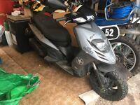 Paggio typhoo 125cc