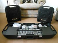 Peavey Escort 2000 150w compact portable with speakers PA DJ