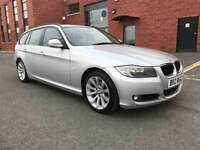 NOVEMBER 2010 BMW 318D SE FULL SERVICE HISTORY ONE OWNER EXCELLENT CONDITION