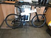 Montague X5 Tora Limited Edition Folding Bike Large Frame MTB