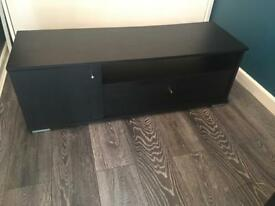 Tv unit in black please collect tonight or it's getting skipped