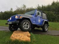 Jeep Wrangler 2.5 TJ
