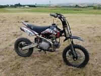 Demon x 125 stomp pit bike