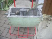 japkap toilet cistern circa 1900 just taken out this week