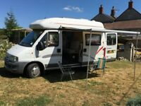 Romahome Dimension Motorhome/campervan