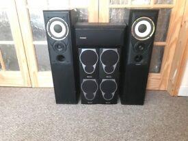 Mission Speaker Set 7.0