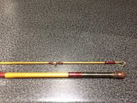 Hardy cane fly fishing rods mint condition also others and Hardy reels