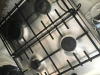 Neff integrated extractor & hob