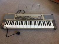 Casiotone 610 Casio full working keyboard rare vintage