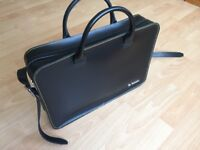 Dr. Marten Laptop Briefcase Black