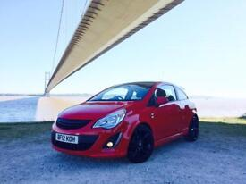 Vauxhall Corsa Limited edition full MOT low mileage!