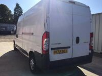 CITROEN RELAY LWB 59REG FOR SALE