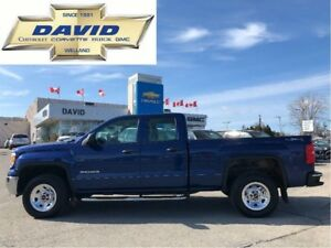 2014 GMC Sierra 1500 4WD DBL CAB/ BENCH SEATING/ TRAILER PCKG!