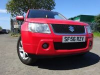 07 SUZUKI GRAND VITARA 1.6 4X4,MOT MAY 019,2 OWNERS FROM NEW,PART HISTORY,TOTALLY UNMARKED 4X4