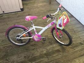 "BTwin Mistygirl 500 girls bike 20"""