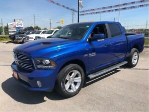 2016 Ram 1500 Sport, NAV, BACK UP CAMERA, REMOTE START