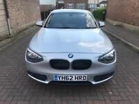 BMW 1 Series 1.6 116d EfficientDynamics Sport Silver 5dr Part Ex Welcome