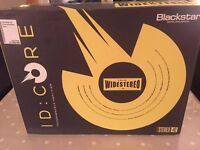 Blackstar is core 40 guitar amp