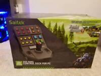 Farm Sim Vehicle Side Panel