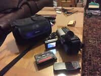 Sony Camcorder Video 8