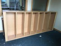 Large Commercial Book case or Shelves