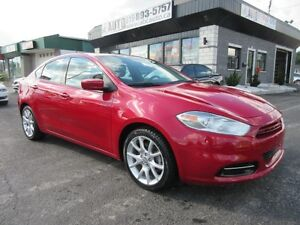 2013 Dodge Dart SXT (46,699 KM = $99 Bi-Weekly / 0 Down)
