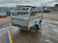 Brand New Trailer 7.7x4.2 with mesh sides 40cm.