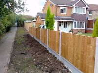Fencing service, Romford, Dagenham, Hornchurch, Raniham & all EAST London areas