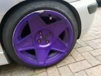 "16"" 3sdm alloy wheels for sale"