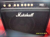 marshall bass combination amplifier please read full advert,