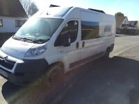 Citroen Relay Van LWB / Race van / Camper Van
