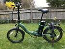 Viking Arriba folding electrik bike