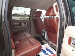 2009 Ford F-150 KING RANCH,CREW,4X4,LEATHER,ONLY 155 KM!! Kitchener / Waterloo Kitchener Area image 14