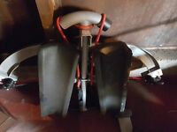 Thigh Glider Exercise Machine with DVD