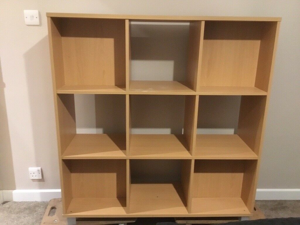 Cubed Shelving Unit