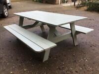 New picnic bench Norwich