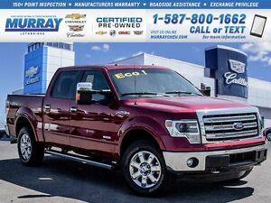 2014 Ford F-150 **Running Boards!  Trailer Mirrors!**