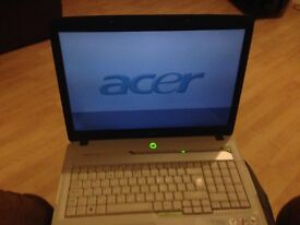 Acer aspire 7520 17inch